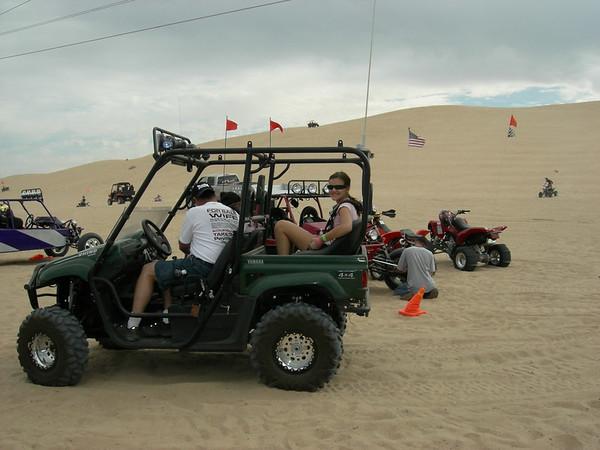 Sand Dunes Thanksgiving 2006
