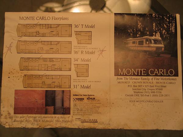monaco manual